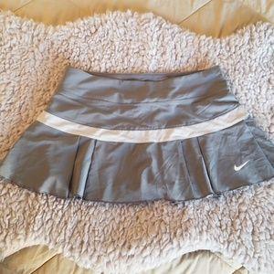 Nike drifit tennis skirt/shorts